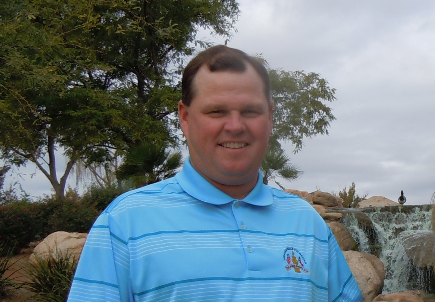 Director of Golf – Justin Orbin