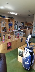 Golf Shop Counter Rotated